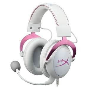 HyperX Cloud II Headset White and Pink £39.99 @ Amazon (Lightning Deal)