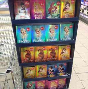 Disney classics DVDs in store at Lidl including Frozen, Big Hero 6, Lion King & more for £6.99 @ Lidl