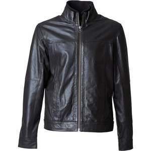 Buy Onfire Mens Leather Jacket Brown OF1574 £68.48 at MandM Direct