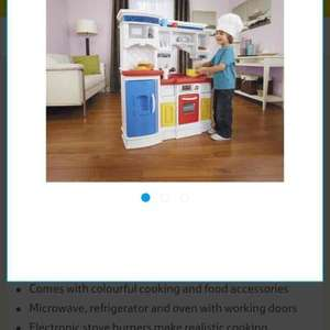 little tikes prep n serve kitchen @ tesco direct - £54