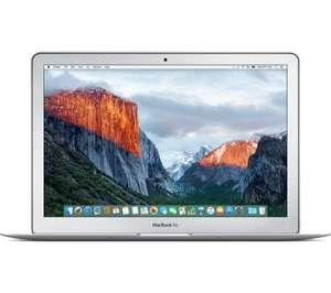 "Apple Macbook Air 13.3"", 128GB SSD, 4GB Ram - £774.00 Delivered @ John Lewis with 3yrs warranty"
