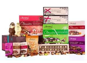 Personalised Chocolates from Thorntons at almost half price! - £54 Delivered