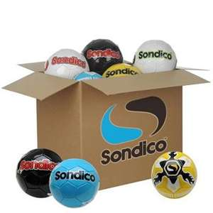 28 Sondico Footballs £48.95 Delivered @ Sports Direct