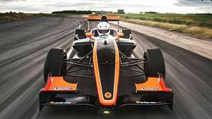 Renault Formula Driving experience day + 43 page Photobook £99 @ Red Letter Days