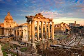 Rome, Sorrento, Naples and Pompeii trip just £244.56pp including all transportation (trains, planes & ferry) and entrance fee to Pompeii @ Venere