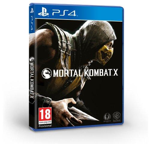 Mortal Kombat X (PS4) - £20 at Amazon
