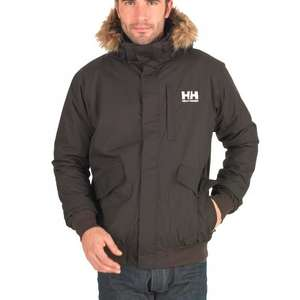Helly Hansen Mens Dubliner Bomber Jacket Black £49.99 + FREE delivery @ MandM Direct (Using Code)