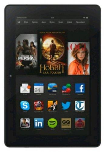 Amazon Kindle Fire HDX 8.9 16GB WiFi + 4G/LTE - Black