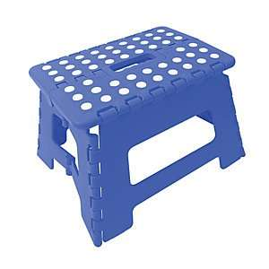 Wickes Plastic Folding Step Stool - Various Colours - £2.99 - Wickes - collect in store