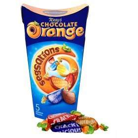 Terry's Chocolate Orange Segsations 300g Carton now £2.00 at ASDA