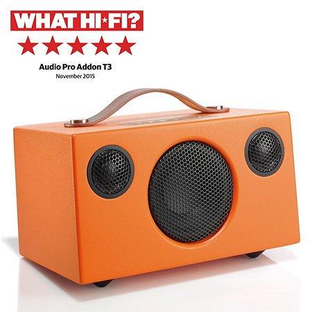 Audio Pro Addon T3 25W Portable Bluetooth Speaker £140.95 @ QVC