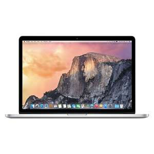 MacBook Pro with Retina Display Intel Core I5 £899 # Edit now £889 with 2 year guarantee  at John Lewis (other models also available at discounted price)
