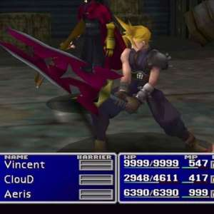 Final Fantasy VII HD (PS4) + Exclusive theme £8.99,(RRP £12.99) 1 week only @ PSN