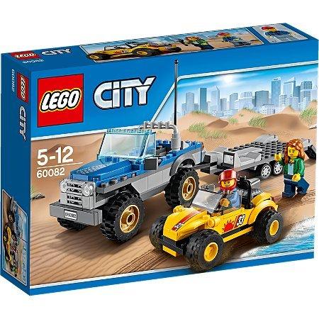 Lego City 60082 dune buggy set £8.97 @ Asda George