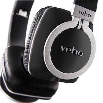 Veho 360 Z8 Designer Aluminium Headphones with Flex Cable, CCL ebay, £34.96