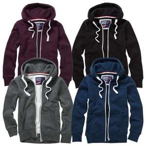 Charles WIlson Heavyweight Hoody £12.95 delivered - Charles Wilson eBay