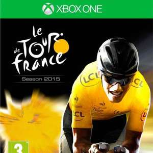 Le Tour de France 2015 for Xbox One (new) - £20.00 at Playtime