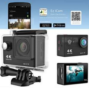 EKEN H9 Ultra HD 4K Action Camera including waterproof case -  available in 7 different colours - £38.34 delivered from Gearbest