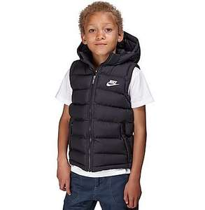 Nike Hooded Gilet Junior £20 @ JD