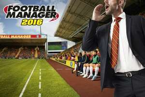 football manager 2016 £20 pc @ Tesco