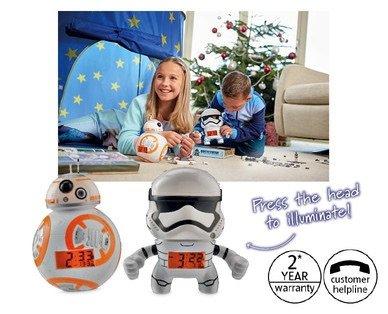 BB-8 Alarm Clock £16.99 @ Aldi