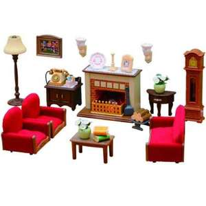 Sylvanian Families Luxury Living Room set £14.43 prime or  £19.18 non prime @ Amazon