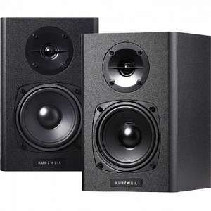 Active Studio Monitors Kurzweil KS40A under £70 with free delivery