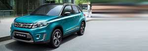 New Suzuki Vitara 1.6 SZ-T 5dr from only £169 per month - £0 - W J King Group