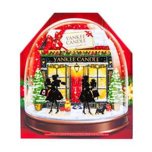 Half price Yankee Candle advent calender with free del