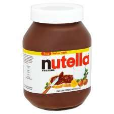 1Kg Nutella Hazelnut Chocolate Spread £4 @ Tesco