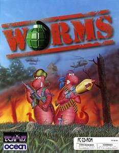 Worms Giveaway (probably Steam key...)