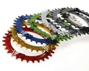 Superstar components narrow wide chainring £15
