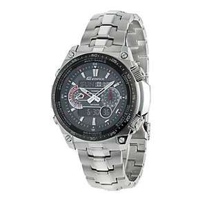 Edifice Solar Powered Radio Controlled Watch- reduced from £275 @ HSJohnson