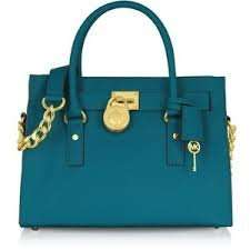 Michael Kors Hamilton Saffiano Leather East West Satchel @ Macys