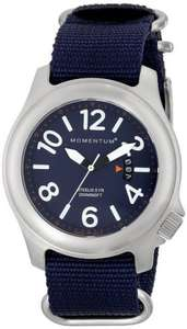 Momentum Steelix Field Watch (Blue Dial) Only $33.99/£22.58 on Amazon USA (excluding shipping)