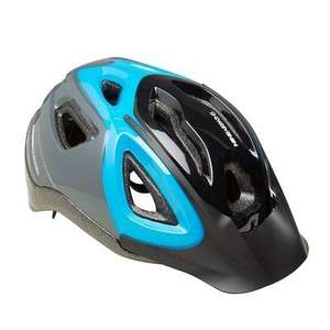 over 60% off B'TWIN 500 CITY BIKE HELMET - BLUE £4.99 @ decathlon.co.uk