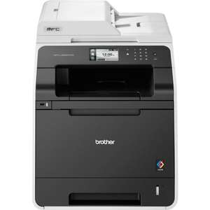 Brother MFC-L8650CDW Colour Laser Multifunction @ £286.37 @ Leo Office Supplies with a further £100 off in December