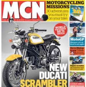 Motorcycle News Subscription Offer Plus Free Oxford SP-J Motorcycle Jeans £39.60 at Great Magazine