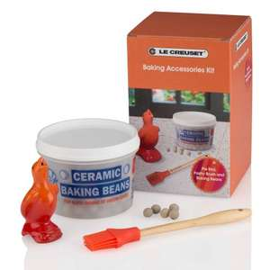 Le Creuset Baking Accessories Kit £10