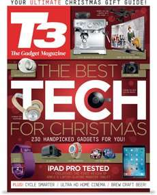BPay sticker (normally £14.99) free with Christmas T3 magazine - £4.99