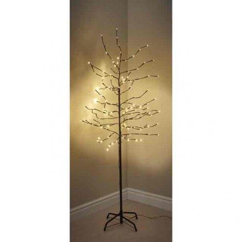 Wilko 6ft Pre-Lit Twig Tree - £25 instore