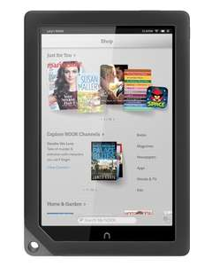 """Nook HD+ 9"""" 16GB Tablet - £89.99  Sold by Direct savings and Fulfilled by Amazon."""