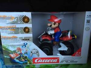 Mario kart remote control £24.99 @ home bargains