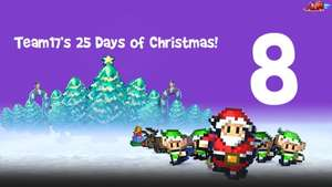 [Steam/PS4/Xbox One] Santa's Sweatshop (Escapists DLC) - Team 17