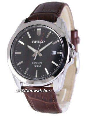 Seiko Neo Classic Quartz Sapphire 100m Men's Watch £68 @ Creation Watches