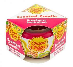 Chupa Chups Candles (4 Scents to choose) £1.00 @ Tesco In Store