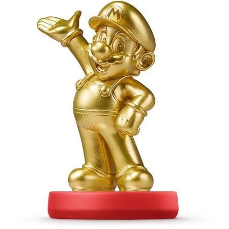 Gold Mario Amiibo £16.88 @ Play-asia Delivered JAPAN VERSION PREORDER