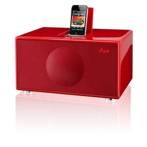 Geneva Model M iPod Radio System Red £359 @ audioaffair.co.uk