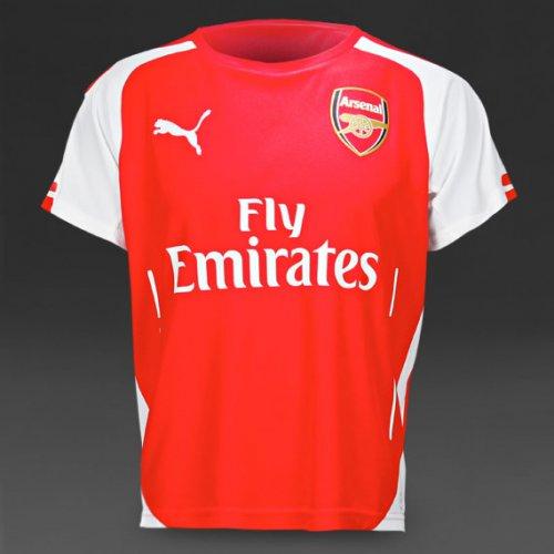 Kids Replica Arsenal Shirt £23.95 delivered @ Puma.com