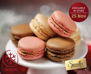Specially Selected Macaroons £2.99 @ Aldi